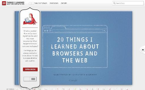 20 Things I Learned About Browsers and the Web