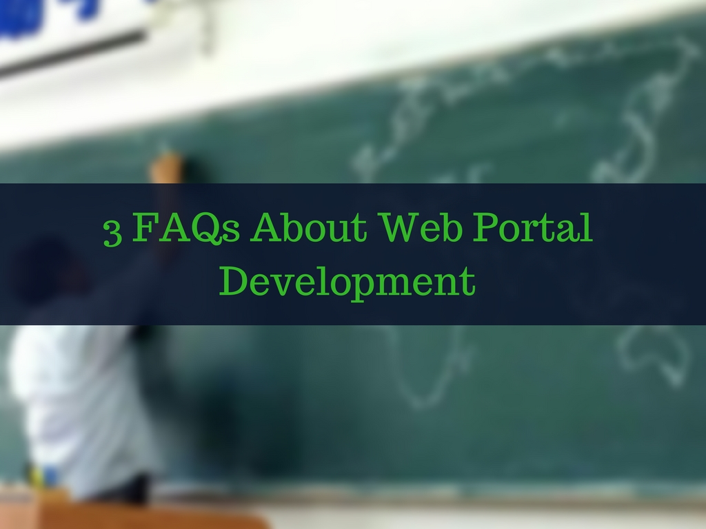 Blog webrevelation when it comes to web portal development business owners and executives usually have a lot of questions thats because they might be somewhat familiar with fandeluxe Choice Image