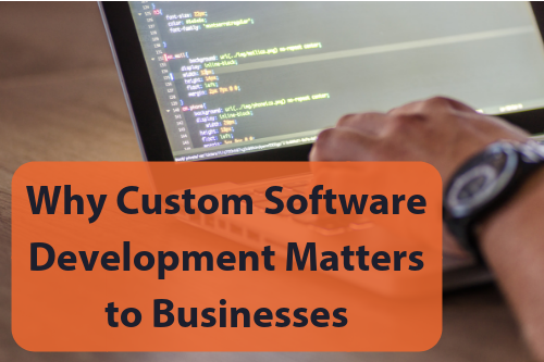 Why Custom Software Development Matters to Businesses