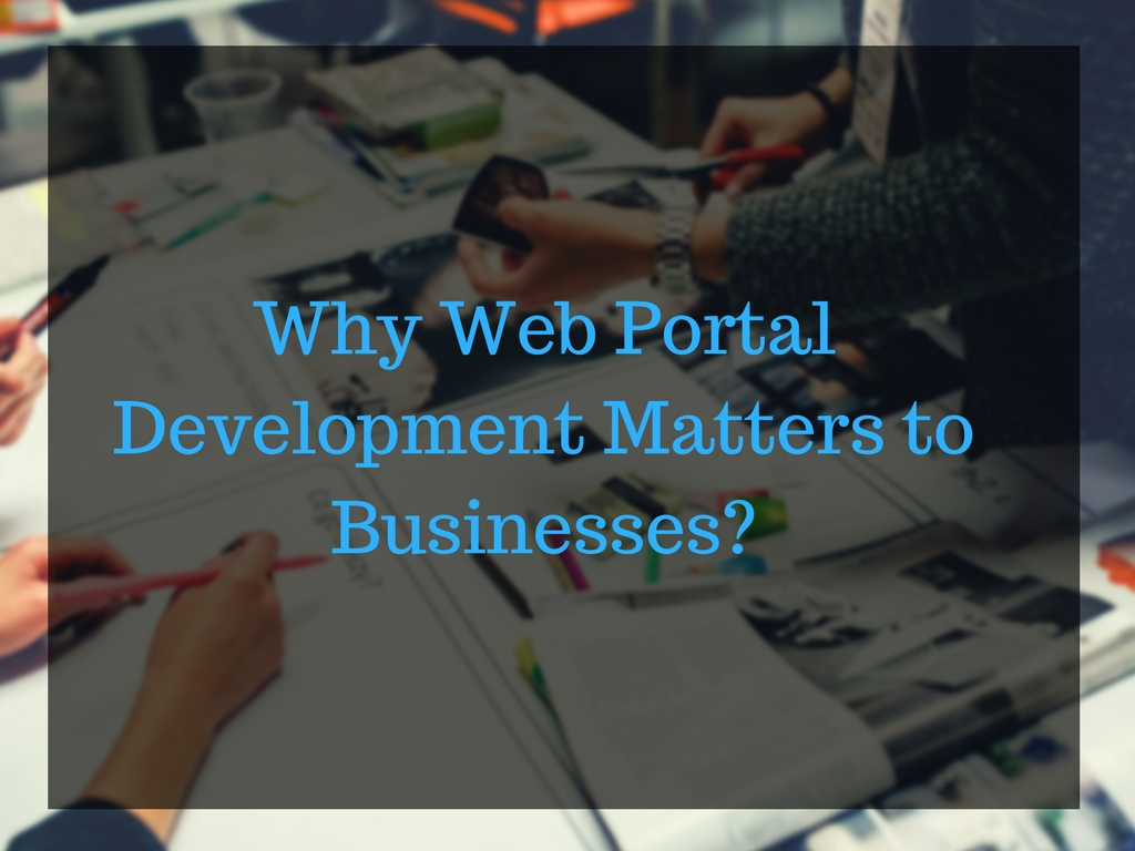 Blog webrevelation sometimes we take meetings with business owners and executives who have heard about web portal development but dont know exactly what it means fandeluxe Choice Image