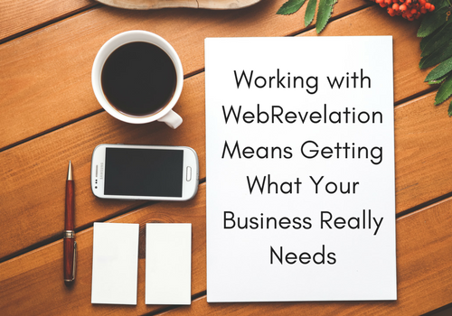 get what your Business really Needs