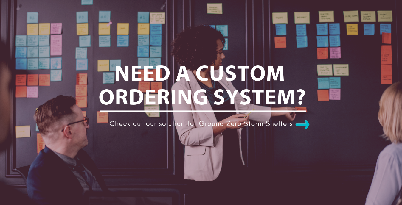 Complex Ordering Solutions by WebRevelation